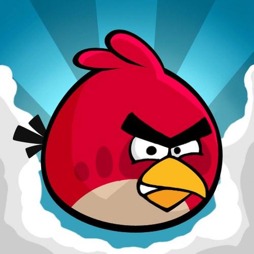 Angry bird tema
