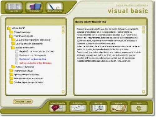 curso visual basic 6 interactivo