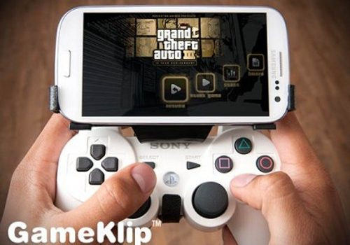 gameklip ps3 mando android