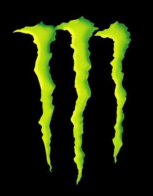 Monster energy tema