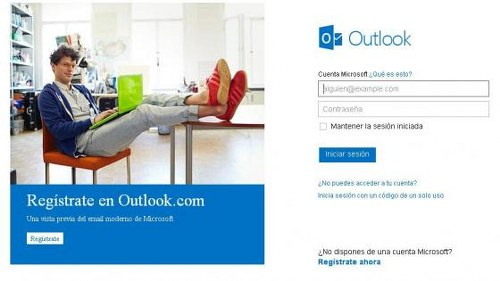 hotmail, outlook