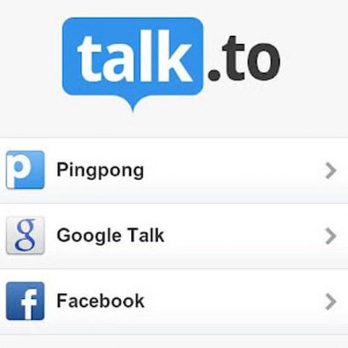 Talk.to APP