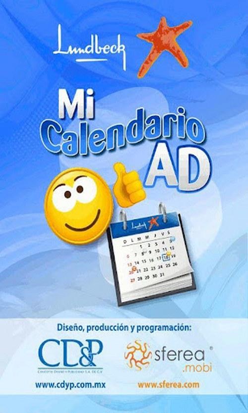 Mi calendario AD app