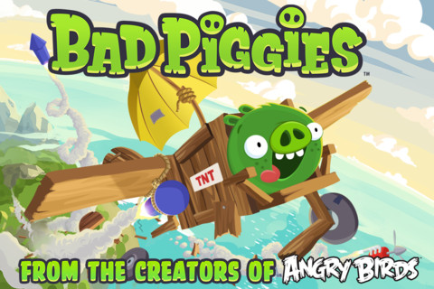 Gratis Bad Piggies Android