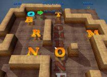 3D Word Slider 1.0: Desplaza letras y diviértete