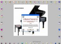 A Musical Tutorial: Juegos y lecciones para aprender piano