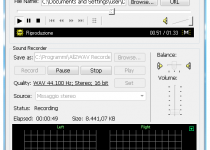 All2WAV Recorder: Graba sonidos de tu pc