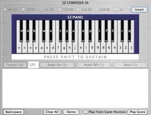 Baby Computer Piano: Aprende a tocar con este piano virtual
