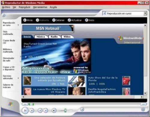 Cumulative Patch for Windows Media Player: Parche de seguridad para Windows Media Player 8.0 (XP)