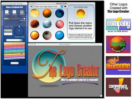 DesignWorkz Logo Creator: Diseña logotipos y banners con texto e imágenes de fondo