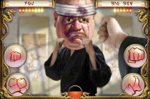 FaceFighter HD Face2Face: Desfógate dando puñetazos a un enemigo de cara conocida