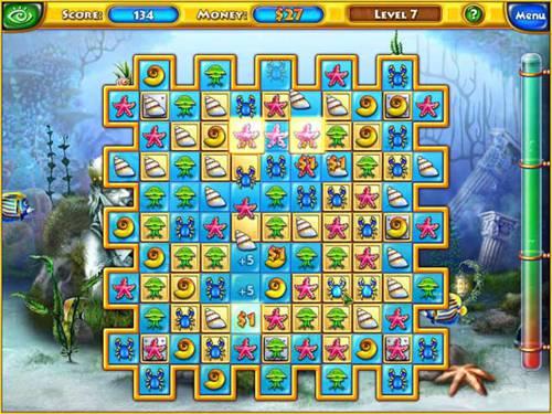 Fishdom: Juego de agilidad visual
