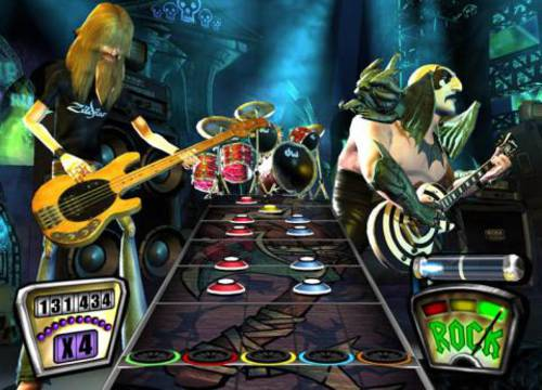 Guitar Hero: Suenan los acordes del rock en tu iPhone