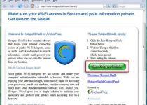 Hotspot Shield: Abre páginas restringidas en tu país con total seguridad