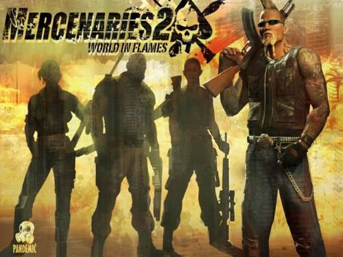 Mercenaries 2: Uno de los juegos más interactivos de guerra