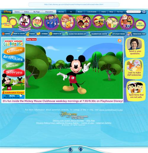 Navegador infantil: Navegador de Internet para niños