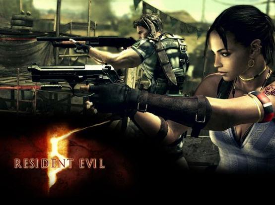 Resident Evil 5 Wallpaper como fondo de Escritorio