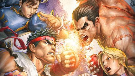 Street Fighter y Tekken