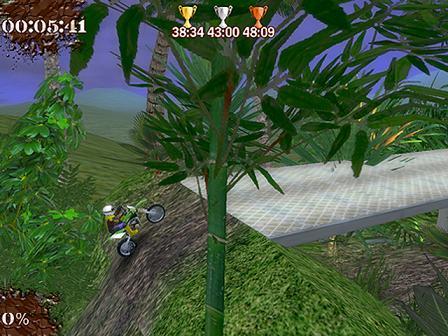 Super Motocros: Juego de motocross en el que pilotarás 4 máquinas diferentes