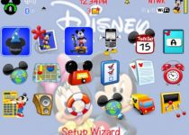 Tema Mickey Mouse: La magia de Disney en tu BlackBerry
