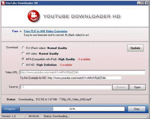 YouTube Downloader HD: Programa para descargar videos de YouTube en HD