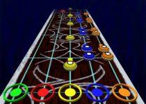 Frets on Fire: Toca música rock solo con tu teclado