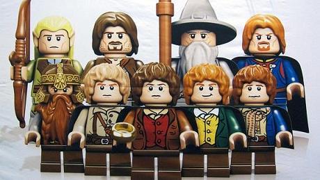 LEGO El Señor de los Anillos es la nueva locura de LEGO