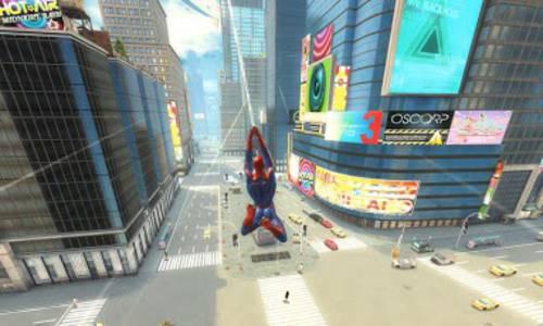 the amazin spiderman