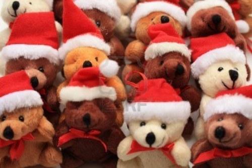 ositos de navidad