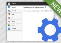 Black Menu: Integra el menú de Google en tu Google Chrome