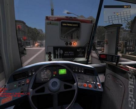 Bus & Cable Car Simulator: Conduce por el puente de San Francisco