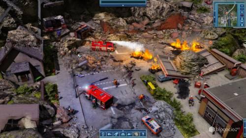 Emergency 2012: Soluciona las catástrofes distintas de la ciudad