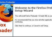 Firefox Preloader: Herramienta que acelera el arranque del navegador Firefox