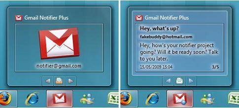 Gmail Notifier Plus: Herramienta que te avisa cuando recibas nuevos corres de Gmail