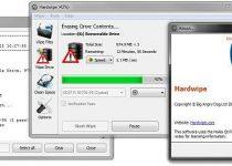 Hardwipe Portable: Borra para siempre archivos o carpetas de tu disco