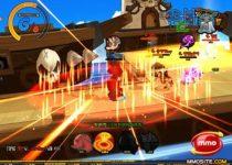 Lost Saga Europe: Pelea con hasta 16 jugadores