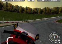 Moto Race Challenge: Correo en una moto con casco virtual