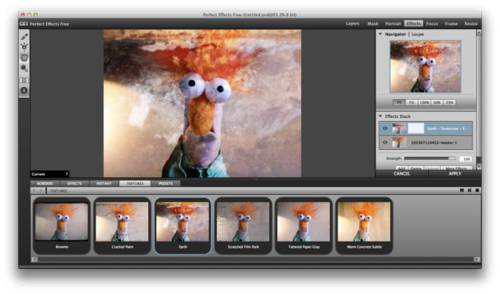 Perfect Effects: Descubre un potente editor de imágenes