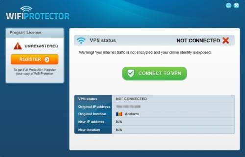 Protege tu clave Wifi con WiFi Protector