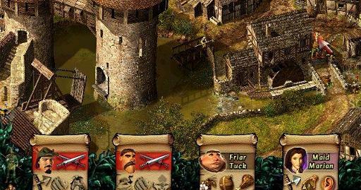 Robin Hood - The Legend of Sherwood: Vive la aventura siendo Robin Hood