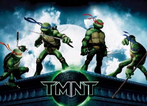 Tema de las Tortugas Ninja: Todas las tortuninjas en tu escritorio