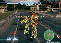 Transformers The Game: Juega con los transformers ahora