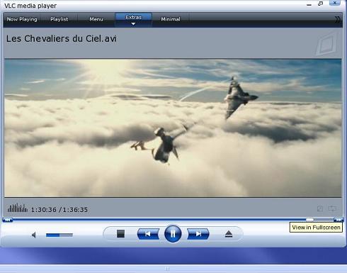 VLC media player: Reproductor de vídeo y sonido