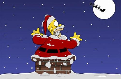 homero navidad
