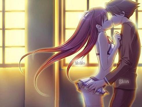 Wallpapers Besos Manga: Descarga los mejores besos de los animes japoneses
