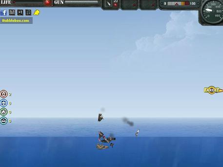 Bomber at War: Juego de guerra con aviones