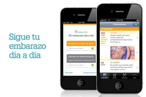 app embarazada