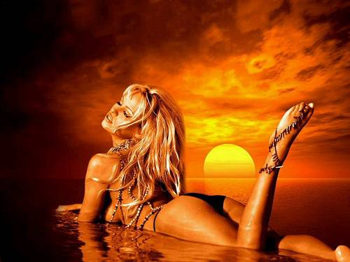 Wallpaper Pamela Anderson: Revive sus mejores fotos de la famosa