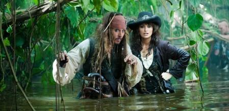 Fondos de Piratas del Caribe 4