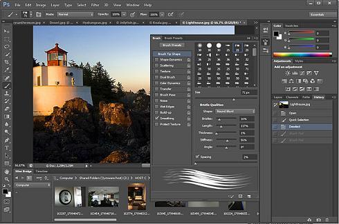 Adobe Photoshop CS6: Conoce las novedades del nuevo Photoshop